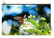 Monarch Butterfly I Carry-all Pouch