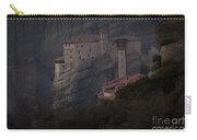Monastary At Meteora  Greece   #9635 Carry-all Pouch