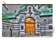 Monastere Des Augustines Carry-all Pouch