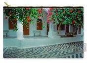 Monastery Symi Greece Carry-all Pouch