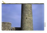 Monastic Round Tower Carry-all Pouch