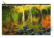 Monet Autumnal 02 Carry-all Pouch by Aimelle