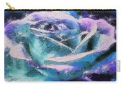Monet Frosted Rose Carry-all Pouch