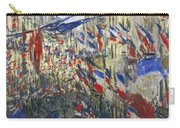 Monet: Montorgeuil, 1878 Carry-all Pouch by Granger