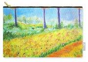 Monet's Garden Path Carry-all Pouch