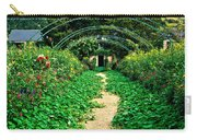 Monet's Gardens At Giverny Carry-all Pouch