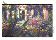 Monet's Home In Giverny Carry-all Pouch