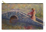 Monet's Lady Carry-all Pouch