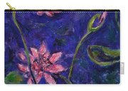 Monet's Lily Pond I Carry-all Pouch