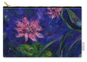 Monet's Lily Pond II Carry-all Pouch