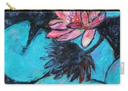 Monet's Lily Pond IIi Carry-all Pouch