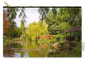 Monet's Water Garden 2 At Giverny Carry-all Pouch