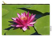 Monet's Waterlily Carry-all Pouch