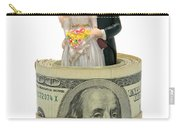 Money And Happiness Carry-all Pouch