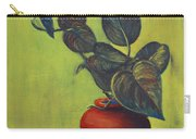 Money Plant - Still Life Carry-all Pouch