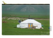 Mongolian Living Carry-all Pouch