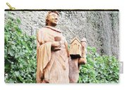 Monk Of St Goar Carry-all Pouch