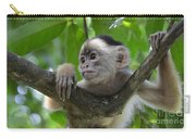 Monkey Business Carry-all Pouch by Bob Christopher
