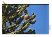 Monkey Puzzle Tree A Carry-all Pouch