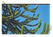 Monkey Puzzle Tree Carry-all Pouch