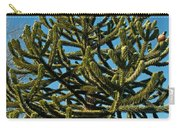 Monkey Puzzle Tree E Carry-all Pouch