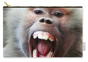 Monkey's Smile Carry-all Pouch