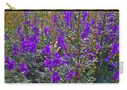 Monkshood In Rocky Harbour-nl Carry-all Pouch