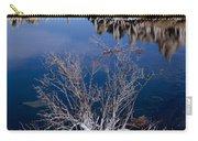Mono Lake Salt Bush Carry-all Pouch
