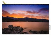 Mono Lake Sunset Carry-all Pouch