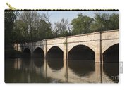 Monocacy Aqueduct On The C And O Canal In Maryland Carry-all Pouch
