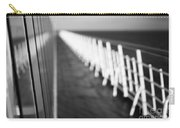 Monochrome Sun Deck Carry-all Pouch