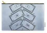 Monopoly Money Patent Carry-all Pouch