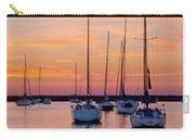 Monroe Harbor Sunrise Carry-all Pouch