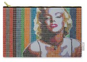 Monroe In Stamps Carry-all Pouch