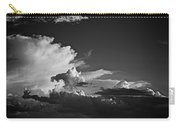 Monsoon Clouds At Sunset Carry-all Pouch