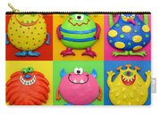 Monsters Carry-all Pouch by Amy Vangsgard