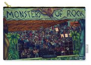 Monsters Of Rock Stage While A C D C Started Their Set - July 1979 Carry-all Pouch