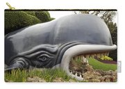 Monstro The Whale At Disneyland Side View Carry-all Pouch