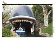 Monstro The Whale Boat Ride At Disneyland Carry-all Pouch