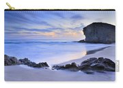 Monsul Beach At Sunset Carry-all Pouch