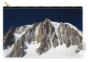 Mont Blanc Massif Carry-all Pouch