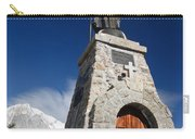 Mont Chetif With Small Chapel Carry-all Pouch