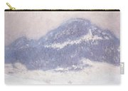 Mont Kolsaas Carry-all Pouch by Claude Monet