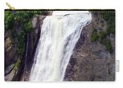 Mont Morency Falls Carry-all Pouch