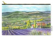 Montagne De Lure In Provence France Carry-all Pouch