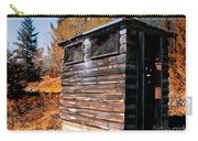 Montana Outhouse 03 Carry-all Pouch