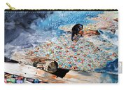 Montana Rocks Carry-all Pouch