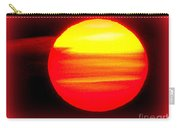 Montauk Sunset Abstract Carry-all Pouch