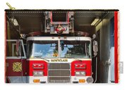 Montclair Fire Truck Carry-all Pouch