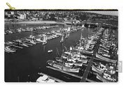 Monterey Marina With Fishing Boats In Slips Sept. 4 1961  Carry-all Pouch